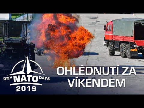 Dny NATO 2019 - Ohlédnutí za víkendem
