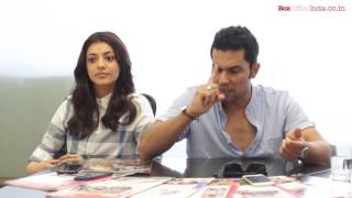Do Lafzon Ki Kahani | Randeep Hooda ,Kajal Aggarwal | In Conversation | Box Office India | Part - 2
