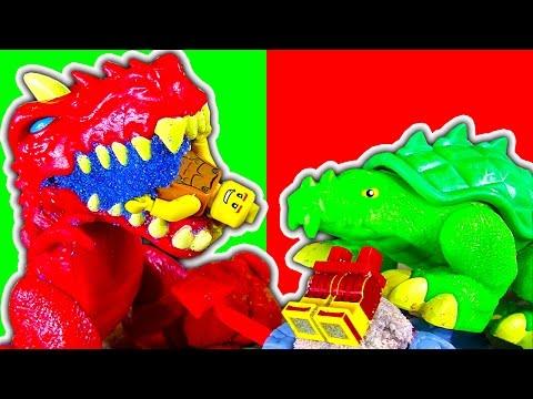 Dino Destruction Crayola Create 2 Destroy Playset Cheap Fun Toy Dyson Cleanup