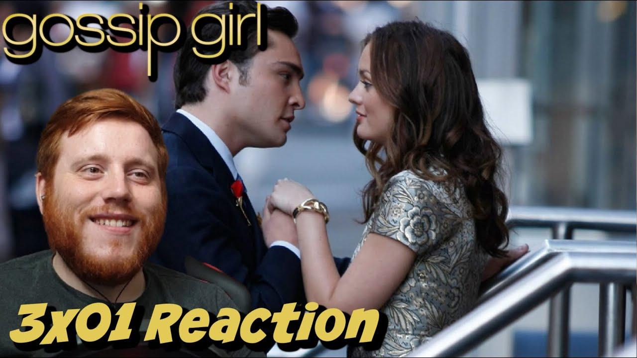 Download Gossip Girl Season 3 Episode 1 Reaction