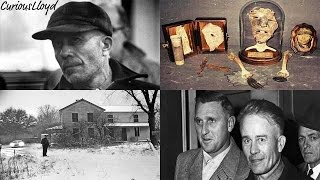 Serial Killer Ed Gein   The Real LeatherFace