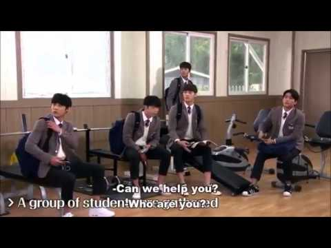 ENG Busted Ep4   Seo Kangjun & 5urprise Are The Suspects