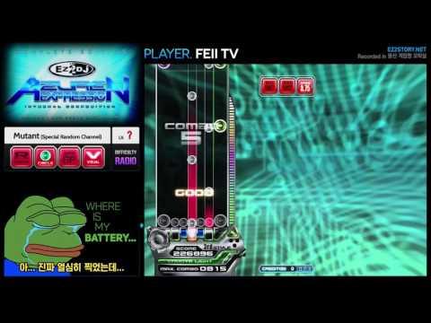 [EZ2DJ : AEIC] 5K Radio (?) Andes [Mutant]