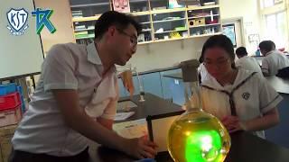科學教室: 模擬眼球實驗