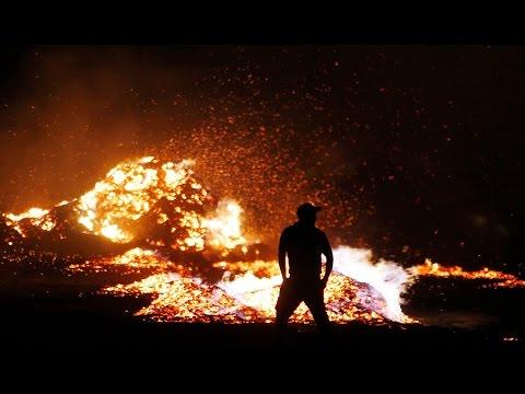 Especia de Prensa Ahora Noticias: Incendios forestales en Chile