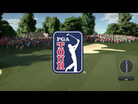 The Golf Club 2019 PGA Tour - The Fed Ex St Jude Classic 1st Round Last Nine holes at TCP Southwind |