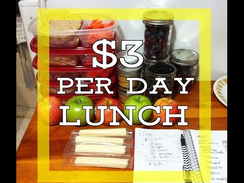 $3 per day lunch plus 1-week meal plan! -$16,330