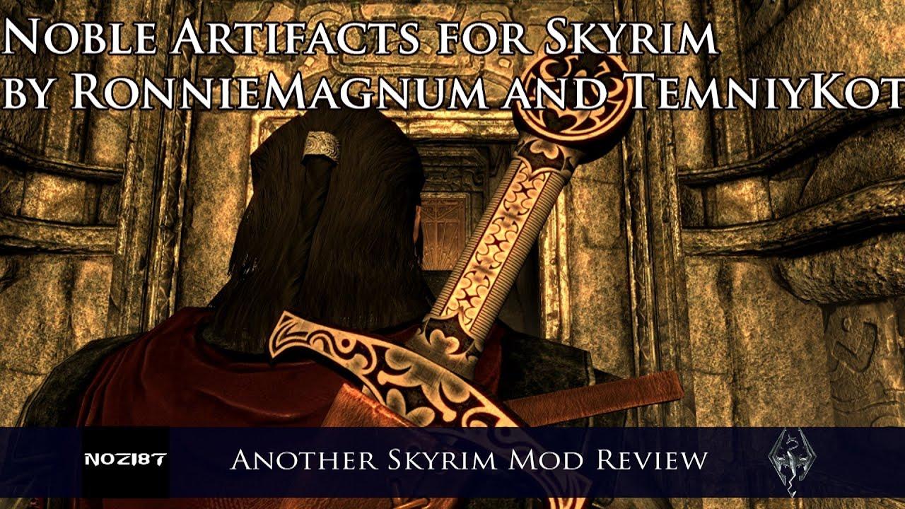 100+ Skyrim Artifacts – yasminroohi