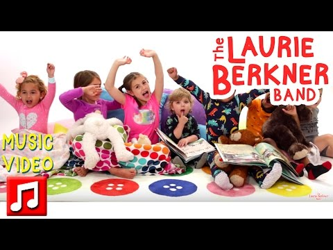 """""""Pajama Time!"""" by The Laurie Berkner Band from Superhero Album"""