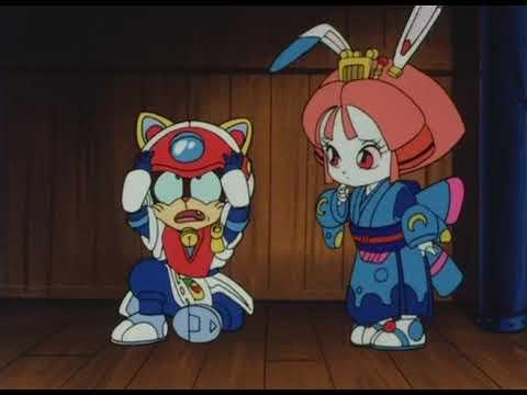 [Những chú mèo giao bánh Pizza] Tập 6- (Samurai Pizza Cats Vietsub)