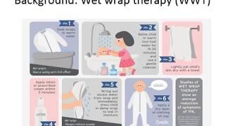 Wet wrap therapy for atopic dermatitis: a systematic review, G. Gonzalez-Lopez et al