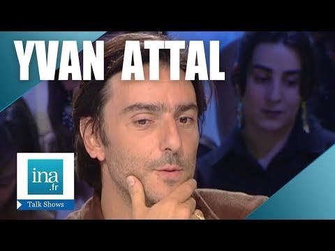 Interview Jane Birkin d'Yvan Attal - Archive INA