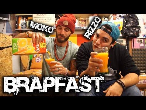BRAPFAST • Moko Lab, Radio 105 e il rap per Moko • Rizzo