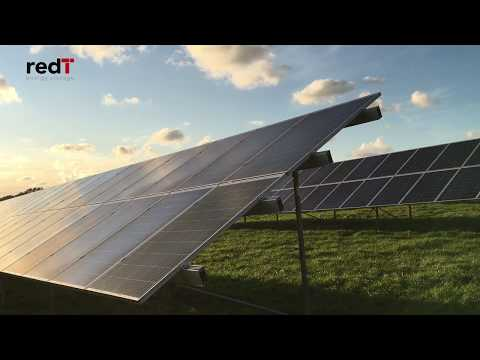 Flow machines create 24/7 solar power at The Olde House | redT energy storage
