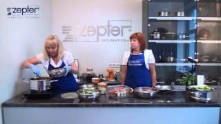 Голубцы по-армянски. Рецепт приготовления в посуде Zepter.