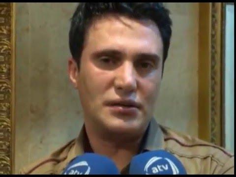 Nadir Qafarzade agladi Ilhame Quliyeva ve...