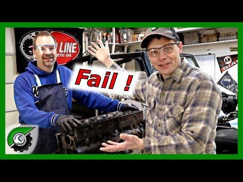 Engine Cleaning Fail: Engine Rebuild Part 13