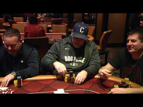 MSPT Cleveland Poker Open - Final Table Interview With Pat Steele