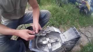 видео ножи для дробилок
