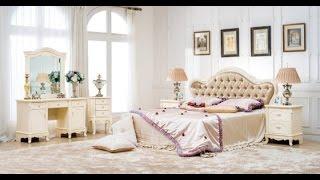 Белые спальные гарнитуры. Спальня  BRISTOL  8652(Представляем Вашему вниманию спальню BRISTOL, 8652 (Бристоль). Спальня изготовлена из МДФ, цвет - молочный. В компл..., 2014-10-30T13:16:46.000Z)