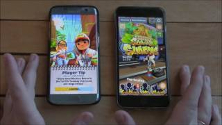 iPhone 7 Plus VS Samsung Galaxy S7 Edge - лучшие из лучших!