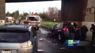 Head-on collision in Roseville