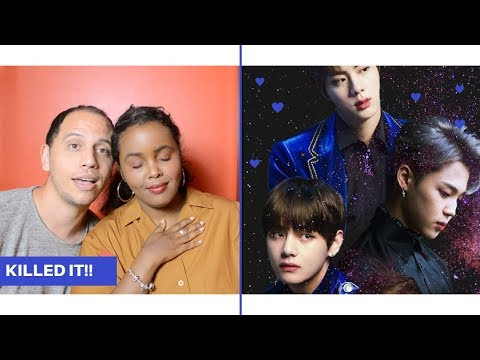 BTS  The Truth Untold feat Steve Aoki Remix  At Tomorrowland 2018 REACTION BTS REACTION