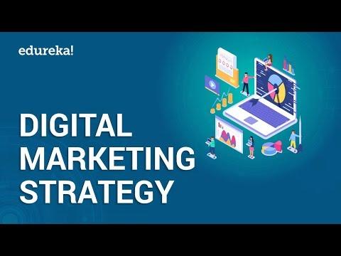 How to Create a Digital Marketing Strategy? | Digital Marketing Tutorial for Beginners | Edureka