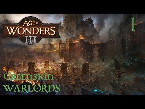 Age of Wonders 3 | Greenskin Warlords 1