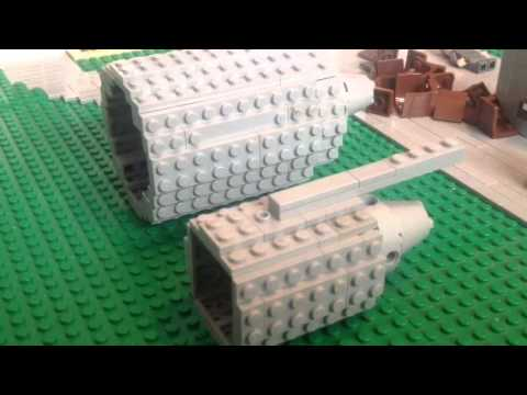 Update 1 Lego Boeing 757 200 American Airlines Moc Youtube