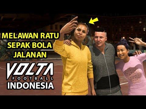 BRUTAL!! SEPAK BOLA JALANAN KERAS DI AMSTERDAM - FIFA 20 VOLTA INDONESIA (4) - 동영상