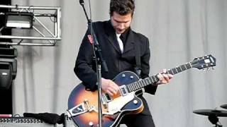 Interpol - The Lighthouse (live at Ruisrock 08, Turku, Finland)