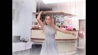 Танец девушки с шашкой. Фланкировка шашкой под песню Ойся, ты Ойся
