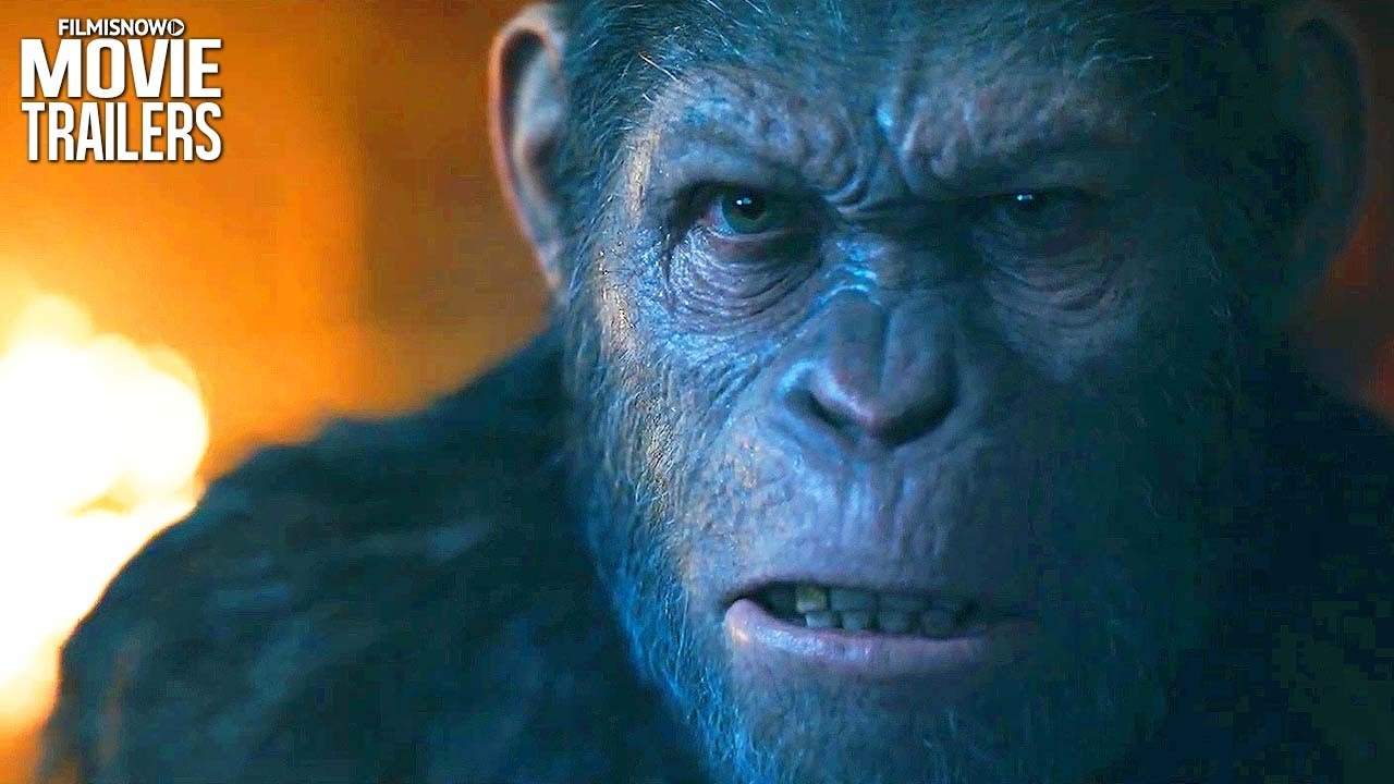 Download War for the Planet of the Apes   First Official Trailer - Andy Serkis Movie [HD]