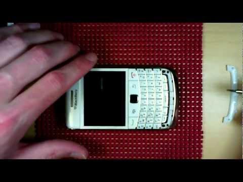 Tear Down & Rebuild / Dis-assemble & Re-assemble Blackberry Bold 9780