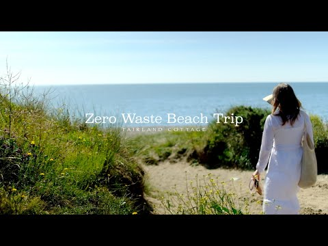 Zero Waste Beach Trip - East Coast of Ireland