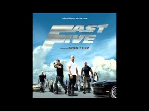 Brian Tyler - Fast Five Suite -  [Fast Five Soundtrack]