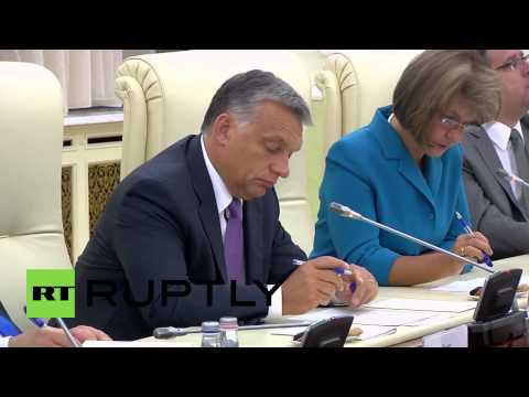 Russia: Hungary and Tatarstan should boost cooperation, says President Minnikhanov
