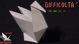 [ORIGAMI ITA] Cigno || Origami Per Bambini (E Non Solo!)