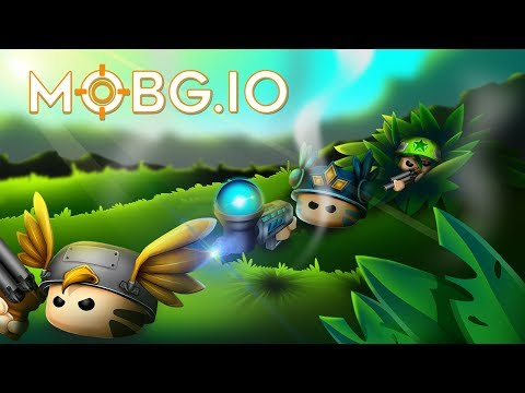 Mobg.io Survive Battle Royal | New survival io game by Clown Games