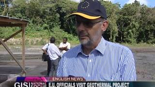 GIS Dominica, National Focus