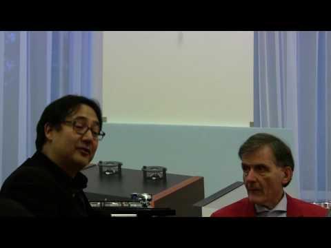 Rico Gulda zu Besuch auf der klangBilder|16