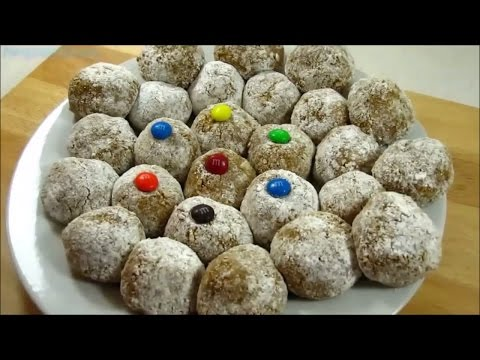 Easy Graham Balls Recipe  - How To Make Quick, Easy, And Cheap Filipino Dessert Recipes