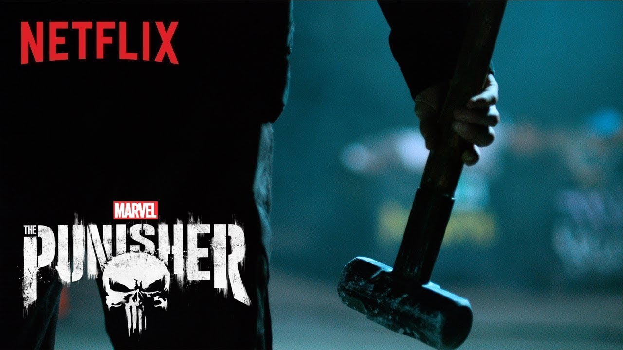 Image result for Marvel's The Punisher Netflix Original Series
