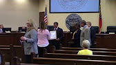 5. Proclamation Presentations for National Drug Court Month
