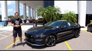Is the 2019 California Special the Ford Mustang GT of your DREAMS ?