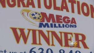Mega Million Jackpot Ticket Sold In Chicago Suburb
