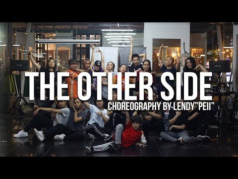 "HUGH JACKMAN & ZAC EFRON - ""THE OTHER SIDE"" / Choreography By Lendy 'Peii'"