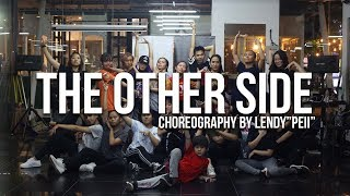 """HUGH JACKMAN & ZAC EFRON - """"THE OTHER SIDE"""" / Choreography by Lendy 'Peii'"""