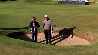 Best in the Business - Road Hole Bunker with Ernie Els